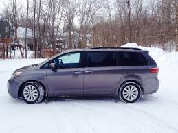 2015 Toyota Sienna Premium AWD: Driven Review - Top Speed