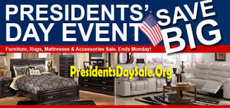 Presidents Day Furniture Sales Mattress Sale 2016