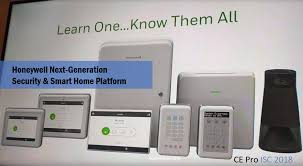 honeywell 2019 next gen security home automation is one platform for wired
