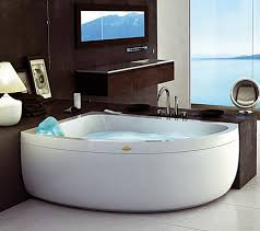 jacuzzi corner whirlpool aquasoul offset corner jacuzzi whirlpool new aquasoul offset bath