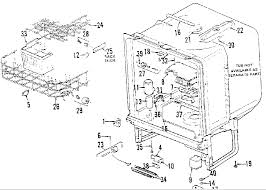 wiring diagram for ge dishwasher the wiring diagram ge oven parts mzd2766ges tag parts listpdf oven bake element wiring diagram