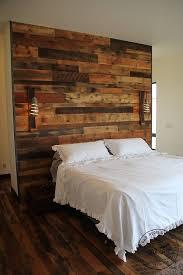 barn wood wall bedroom novocom top