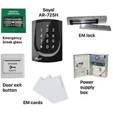 door access card system