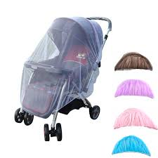 <b>Baby Stroller Pushchair Mosquito</b> Insect Shield Net Safe Infants ...