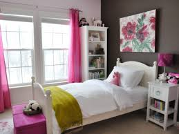 Bedroom Cool Small Space Design For