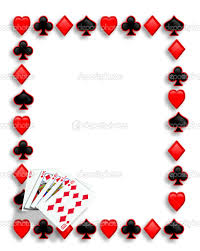 playing card invitation template baralho th playing card invitation template