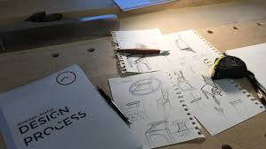 Image Autocad Drawing Lot Of Drawings Scattered On Desk Drawing In Furniture Design Rowden Atelier Drawing In Furniture Design Course Uk Rowden Farm Atelier
