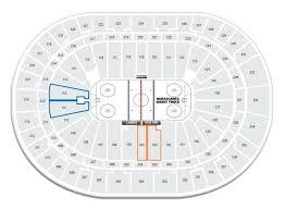 Hurricanes Seating Chart View Pnc Arena Layout Ivinskaya