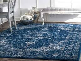 nuloom traditional persian vintage dark blue area rug 8 x 10 for nuloom blue rug