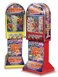 Sticker Vending Machines Gorgeous Tattoo Sticker Vending Machine Buy Secondhand Vending Machines