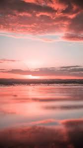Water, Ocean Iphone Wallpaper - Sunset ...