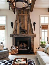 rustic wood mantle mantel edmonton