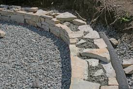 how to build a fieldstone wall without mortar stone you lompoc