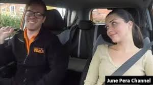Lesson After - June Her Vilook Driving Fake Video Pera School