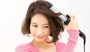 ヘアアイロンの使い方ボブや前髪セットなど簡単でキレイなヘアスタイル