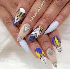 Pin by Ashleigh Franklin on nails | Work nails, Fashion nails, Lines on  nails