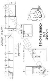House Finch Bird House PlansHouse Finch Bird House printable plans
