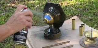 painting light fixtures. Spray Painting An Outdoor Brass Light Fixture. Fixtures