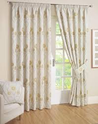 Living Room Ready Made Curtains Montrose Ready Made Curtains Cream Cheap Prices Uk Delivery