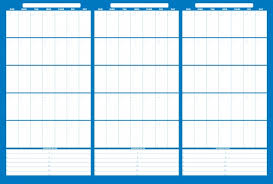 At A Glance 3 Month Calendar Large 3 Months At A Glance Erasable Wall Calendar With Dry Erase