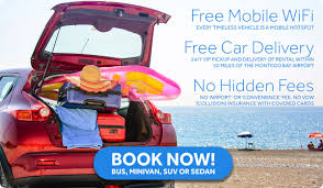 free mobile wifi free car delivery no hidden fees
