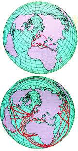 География Географическое разделение труда и экономическая  Международная торговля состояла в перевозке дорогих и редких товаров шелка золотых и ювелирных изделий пряностей Главными международными торговыми