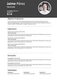 10 Formato Curriculum Energizecor Vallis