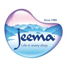Jeema Water Logo transparent PNG - StickPNG