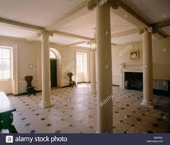 Marble Hill House And Twickenham Stock Photos  Marble Hill House - Hill house interior