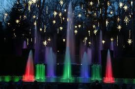 lights at longwood gardens