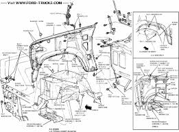 time to replace radiator support ford truck enthusiasts forums here is a diagram