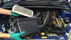 Toyota Vitz scp-10 1SZ-FE - Замена масла, фильтров, свечей и чистка ...
