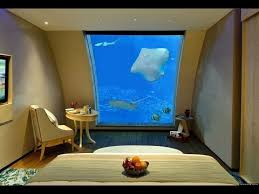 Nice 25 Fish Tank Bed Ideas For Modern Bedroom