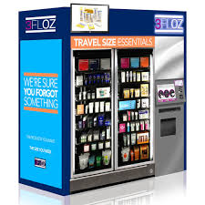 Miami Vending Machines Classy Beauty Vending Machine Kiosks At The Airport InStyle