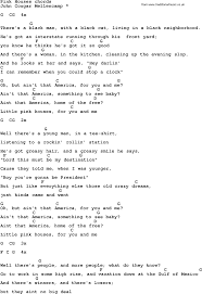 Small Picture Song lyrics with guitar chords for Pink Houses