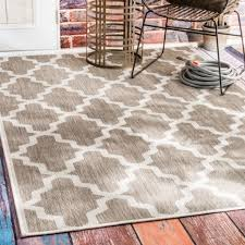 nuloom outdoor moroccan trellis area rug 53 x 76 free nuloom outdoor rugs