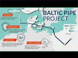 It is a strategic infrastructure project to create a new gas supply corridor. Italian Job For Baltic Pipeline Eurobuildcee