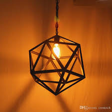 industrial edison hanging porch lighting industrial lighting minimalist sputnik lamps large size art deco cage lamp guard metal pendent lights pendant