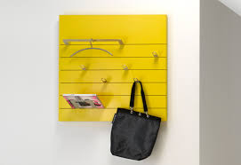 Yellow Coat Rack coat rack by performa STYLEPARK 26