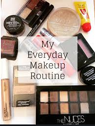everyday makeup routine jpg