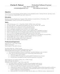 Best Resume Format For Software Developer Resume Template Software Software Developer Resume Template Awesome