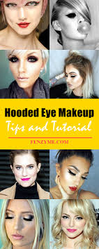 hooded eye makeup tips and tutorial