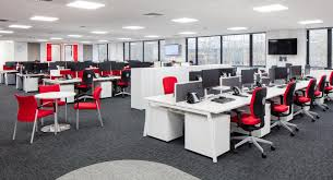 office space great. Despite The Size Of Your Office Space, If You Just Knock Down A Few Unnecessary Walls, Can Make It Seem More Spacious. Should Have Open Stations Space Great