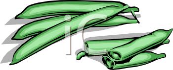 green beans clip art. Exellent Art Green Beans Clip Art  In Beans B