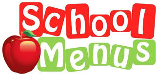 Image result for school menu