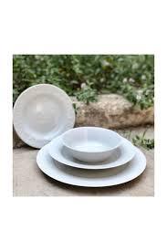 Porland Hazan 24 Parça Porselen Yemek Takımı