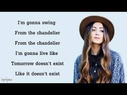 chandelier sia cover by jasmine thompson s