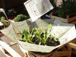 Idee Per Abbellire Il Giardino : Riciclo creativo tante idee originali per decorare il giardino