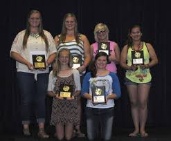 Lady Chargers receive season awards | Sports | greensburgdailynews.com