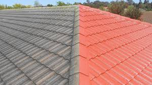 tile roof restoration cost